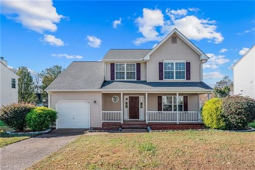 Photo of 136 View Pointe DR, Newport News, VA 23603 (MLS # 10351961)