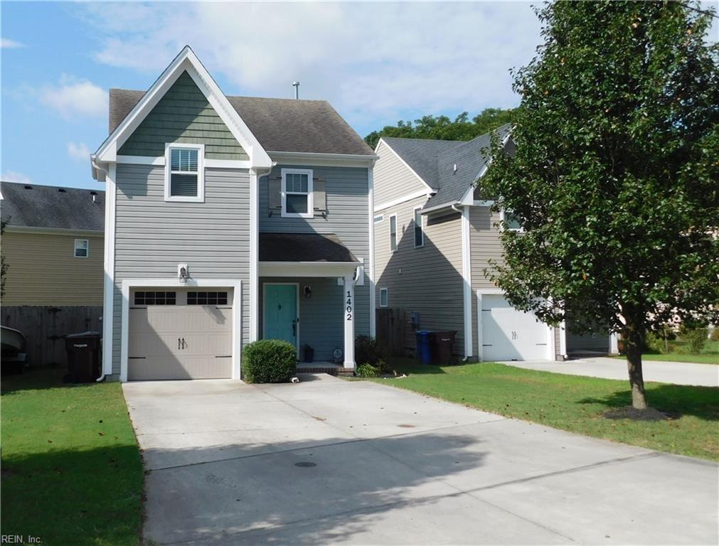 1402 Goodman ST, Chesapeake, VA 23321 - MLS#: 10398974