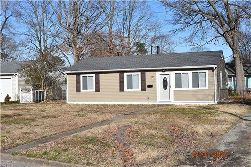 Photo of 1425 Hastings DR, Hampton, VA 23663 (MLS # 10357976)