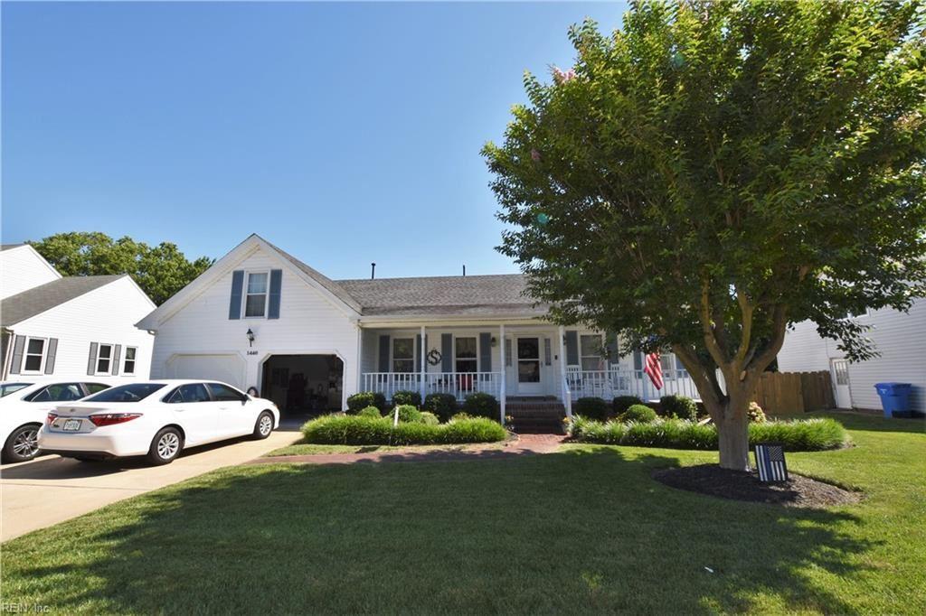 1440 Hunningdon Woods Boulevard, Chesapeake, VA 23320 - #: 10404976