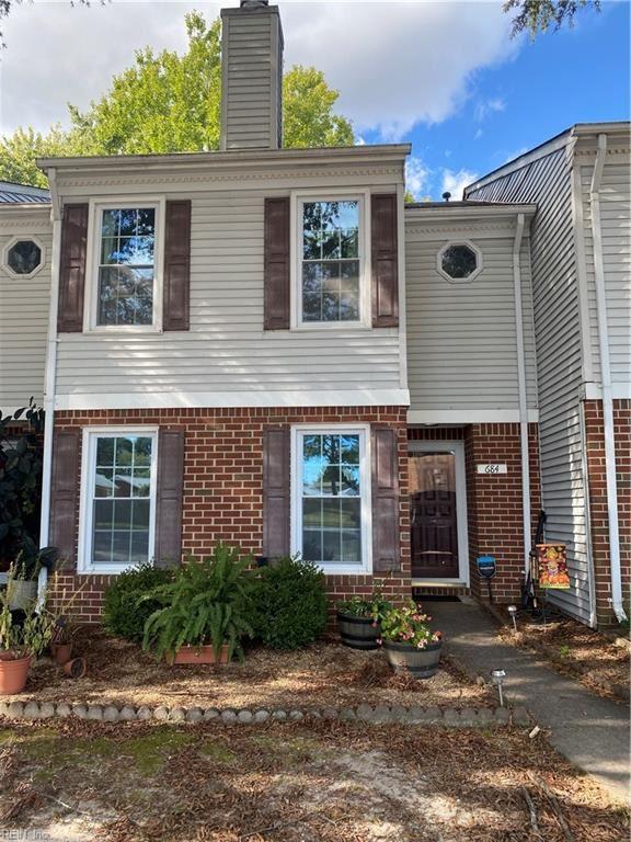 684 Hollomon Drive, Hampton, VA 23666 - MLS#: 10404996