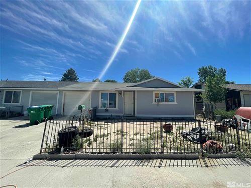 Photo of 13220 Mount Babcock, Reno, NV 89506 (MLS # 210010012)