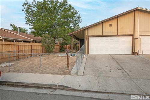 Photo of 1337 Butler Street, Reno, NV 89512 (MLS # 210013029)