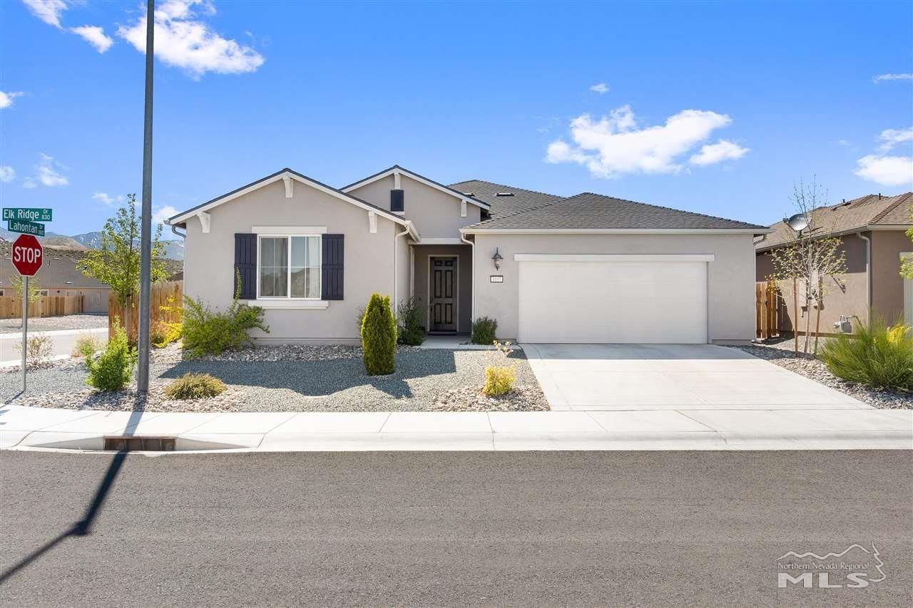 1157 Elk Ridge Drive, Carson City, NV 89701 - MLS#: 210006034