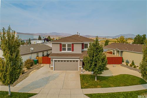 Photo of 7385 Silver Dawn Dr, Reno, NV 89506 (MLS # 210015082)