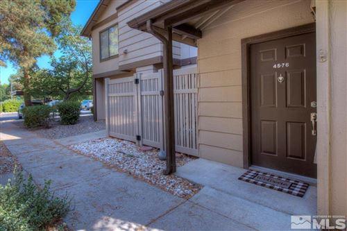 Photo of 4576 Matich Drive, Reno, NV 89502 (MLS # 210014088)
