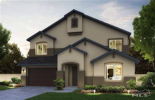 Photo of 14254 Tuscan Sun Court #Lot 20, Reno, NV 89511 (MLS # 200003110)