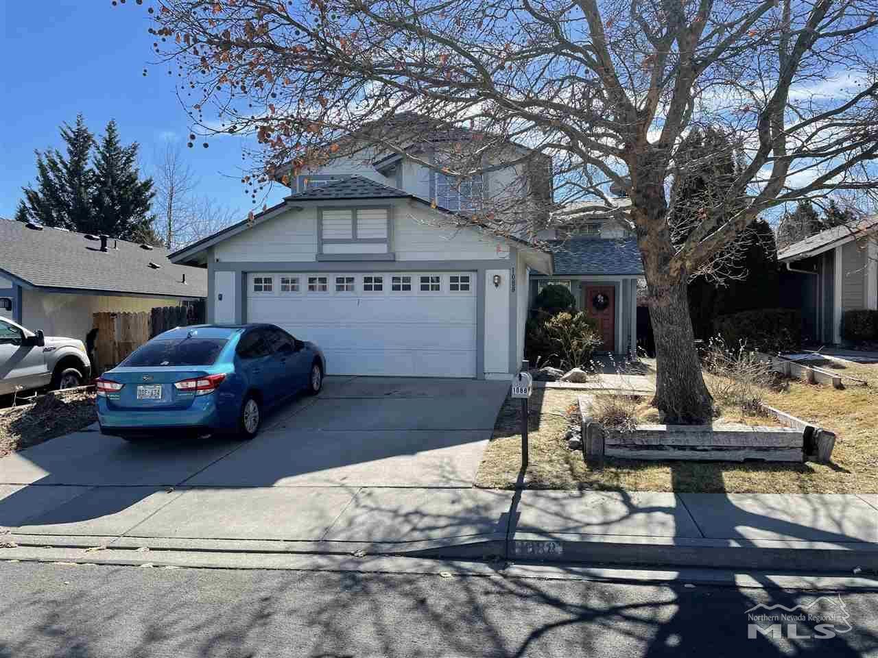 1088 Embassy Way, Reno, NV 89523 - MLS#: 210002195