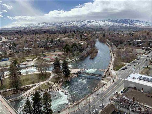 Photo of 100 N Arlington #16H, Reno, NV 89501 (MLS # 200014219)