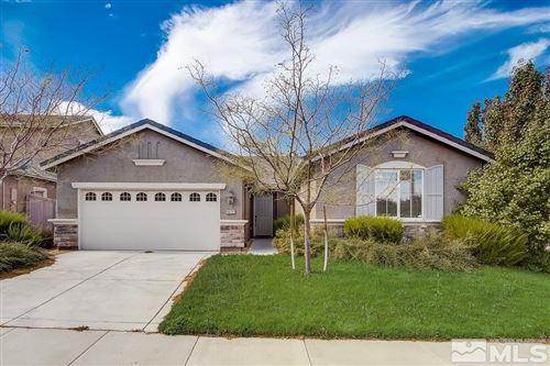Photo of 10717 Amber Falls Dr, Reno, NV 89521 (MLS # 210015300)