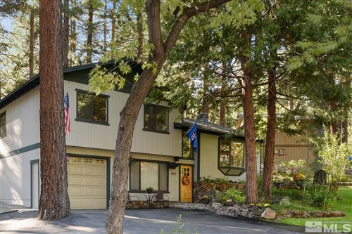 Photo of 225 Pine Cone Rd, Incline Village, NV 89451 (MLS # 210015303)
