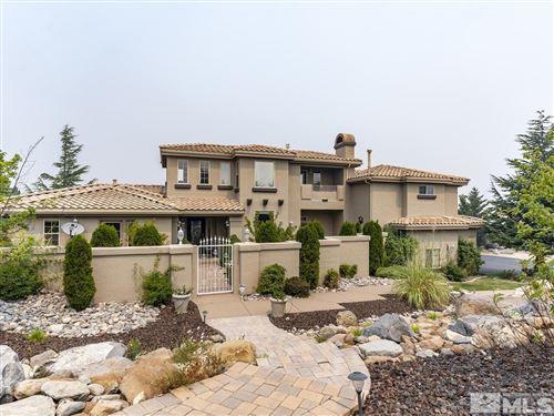 Photo of 4535 Saddlehorn, Reno, NV 89511 (MLS # 210012354)