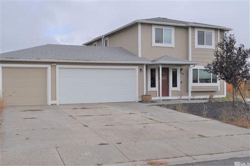 Photo of 4995 Azurite Drive, Reno, NV 89508 (MLS # 210015378)