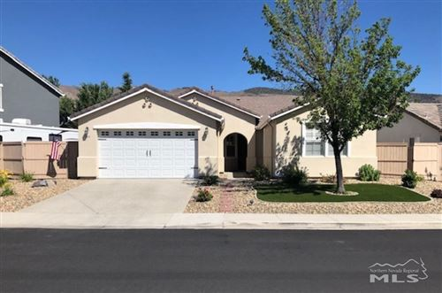 Photo of 2424 Spring Flower Drive, Reno, NV 89521 (MLS # 210003384)
