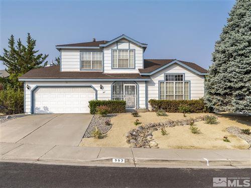 Photo of 997 Edgecliff Drive, Reno, NV 89523 (MLS # 210014400)