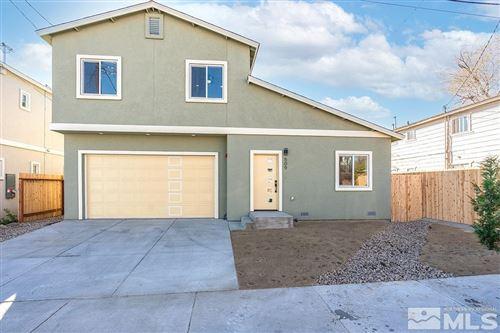 Photo of 509 Burns St, Reno, NV 89502-2517 (MLS # 210014418)