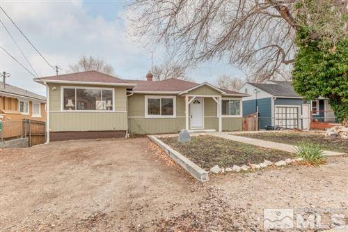 Photo of 1340 Ralston Street, Reno, NV 89503 (MLS # 210012421)