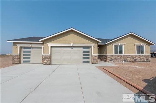 Photo of 155 James Ranch Court, Reno, NV 89510 (MLS # 210014428)