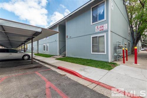 Photo of 4600 Neil Road #31, Reno, NV 89502 (MLS # 210015446)
