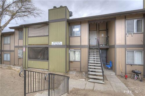Photo of 2101 Highview #14, Reno, NV 89512-1726 (MLS # 210004484)