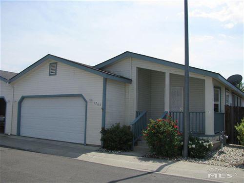 Photo of 1263 Gambrel Drive, Carson City, NV 89701 (MLS # 200011485)