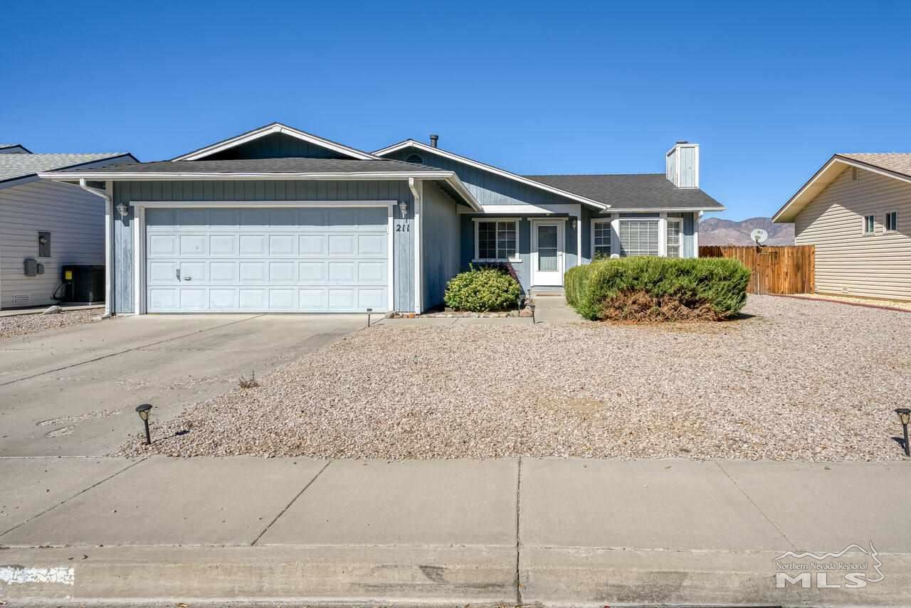 211 Woodlake Cir, Dayton, NV 89403 - #: 200014508