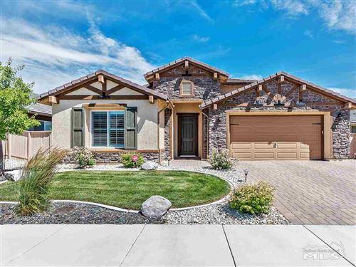 Photo of 9875 Hafflinger Lane, Reno, NV 89521-4389 (MLS # 200001517)