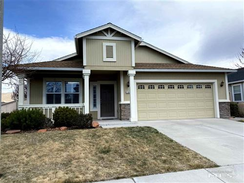 Photo of 10684 Brittany Park Drive, Reno, NV 89521 (MLS # 210004538)