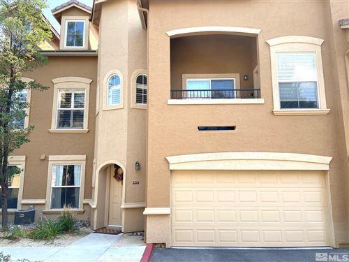 Photo of 17000 Wedge Pkwy #2224, Reno, NV 89511-3242 (MLS # 210013569)