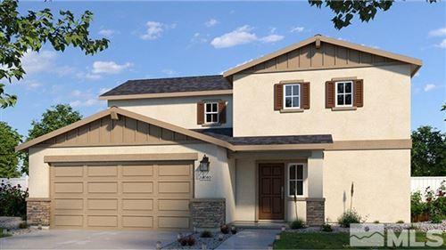 Photo of 8941 Elk Ravine Dr #Homesite 456, Reno, NV 89506 (MLS # 210015571)