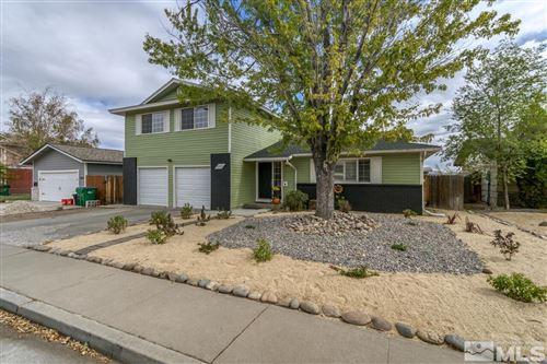 Photo of 2650 Edgewood Drive, Reno, NV 89503 (MLS # 210015594)