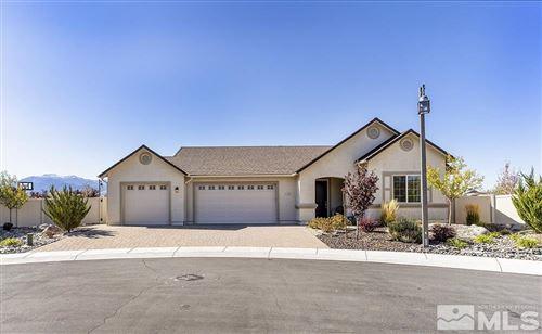 Photo of 2149 Berkich Court, Reno, NV 89521-4418 (MLS # 210015598)