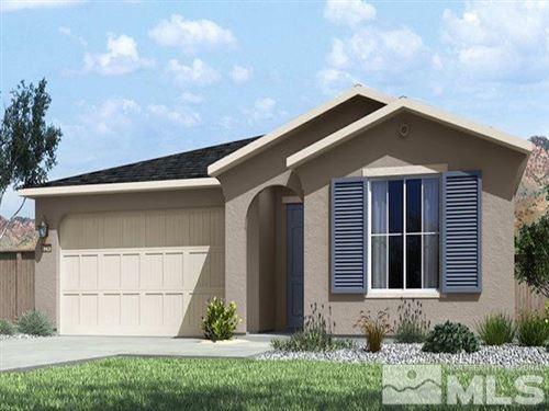 Photo of 7255 Rutherford Dr #Homesite 175, Reno, NV 89506 (MLS # 210012615)