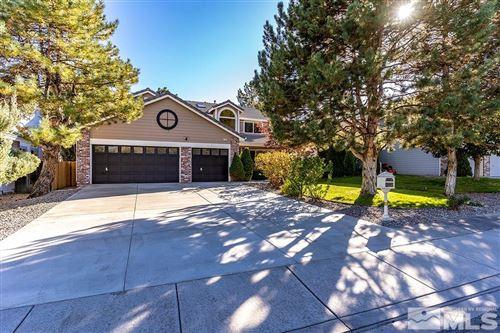 Photo of 1240 Riverberry Drive, Reno, NV 89509-7120 (MLS # 210015641)
