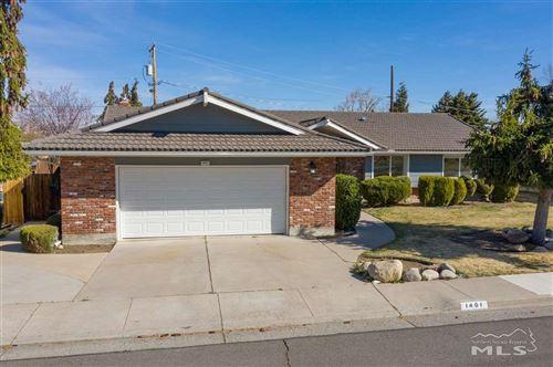 Photo of 1401 Monroe Street, Reno, NV 89509-2543 (MLS # 210004678)