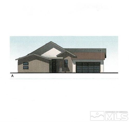 Photo of 1617 River Hill Way #Homesite 3, Reno, NV 89523 (MLS # 210010744)