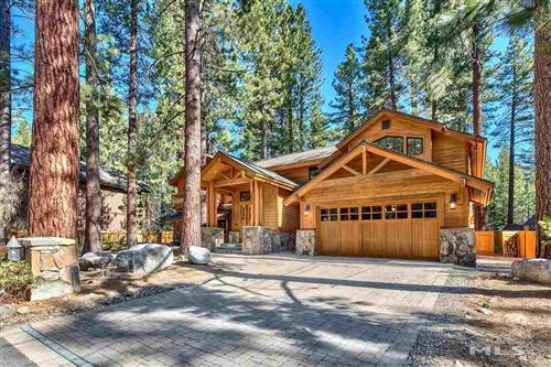 Photo of 1086 Tiller Drive, Incline Village, NV 89451-0000 (MLS # 210004758)