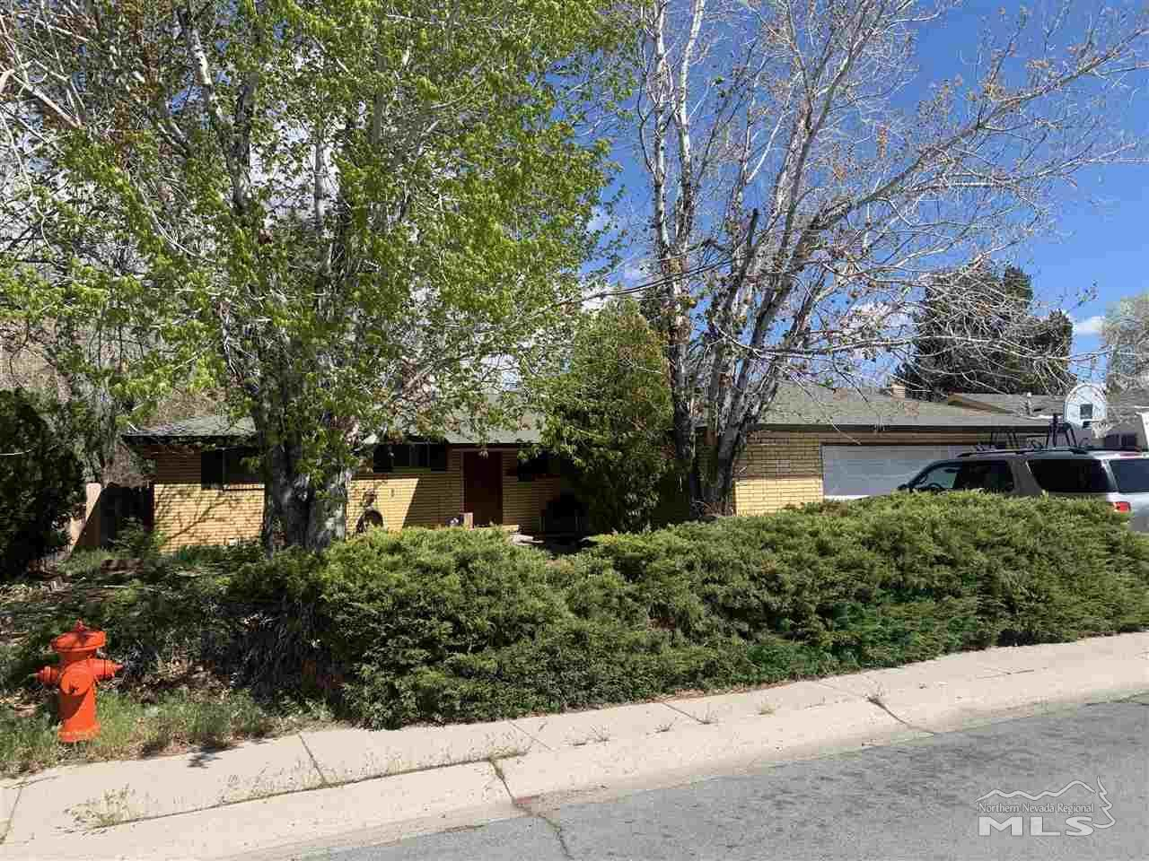 2513 Lewis Dr, Carson City, NV 89701-5651 - MLS#: 210005771