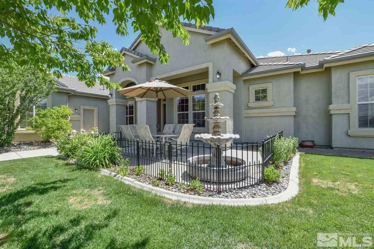 4465 Desert Vista Court, Sparks, NV 89436 - MLS#: 210008779