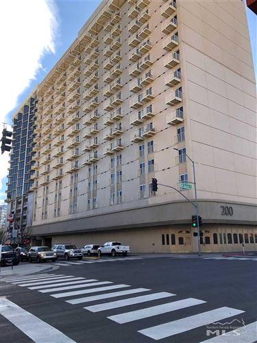 Photo of 200 W 2nd Street #404, Reno, NV 89501 (MLS # 210001794)