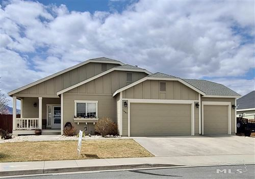Photo of 7687 Crest Bluff Drive, Reno, NV 89506-5775 (MLS # 210004797)