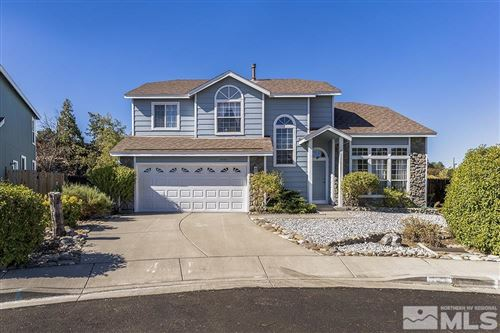 Photo of 1393 Mistyridge Court, Reno, NV 89523 (MLS # 210014828)