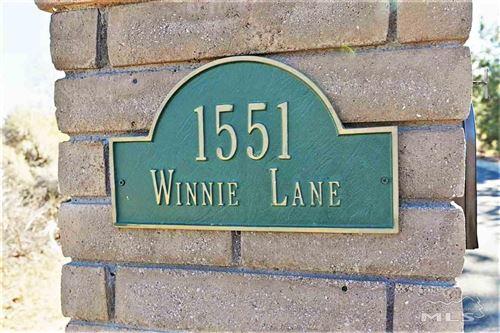 Photo of 1551 W Winnie Ln, Carson City, NV 89703 (MLS # 200014872)