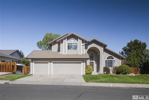 Photo of 6496 Evans Creek, Reno, NV 89519-8348 (MLS # 210014888)