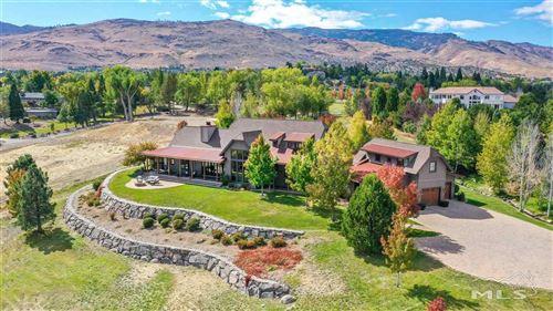 Photo of 425 Juniper Hill Rd., Reno, NV 89519-2935 (MLS # 200001914)