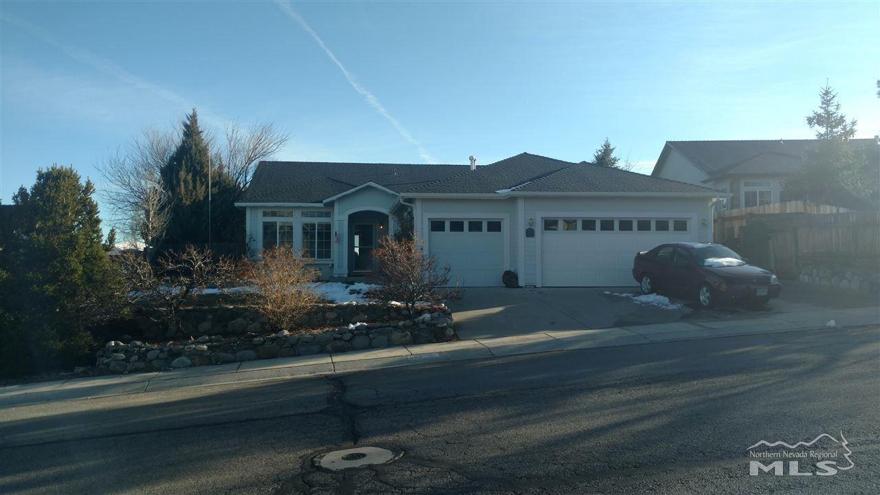 887 Vista Park Dr, Carson City, NV 89705 - #: 190017923