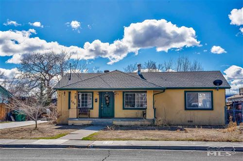 Photo of 700 Casazza Drive, Reno, NV 89502-3320 (MLS # 210001986)
