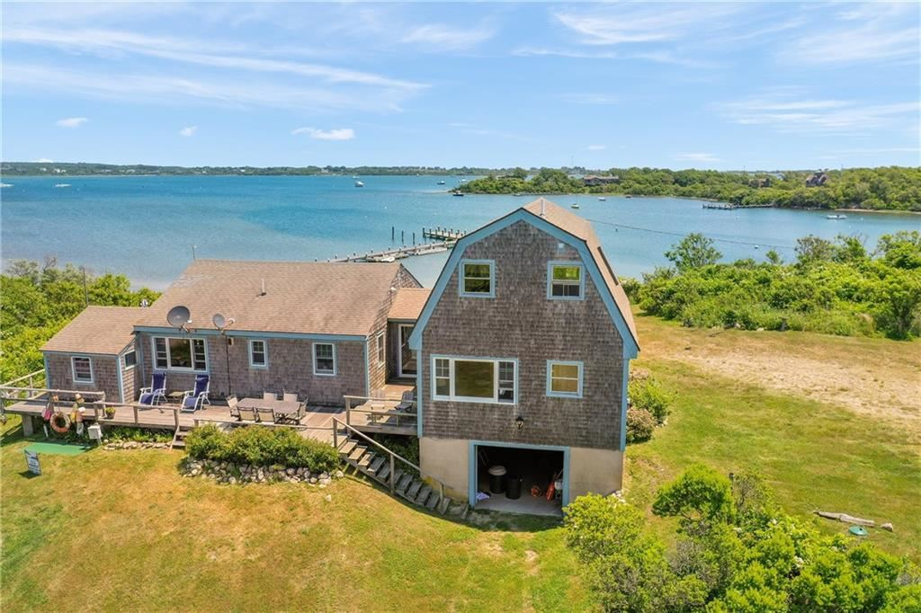 Photo of 927 Coast Guard Road, Block Island, RI 02807 (MLS # 1235048)