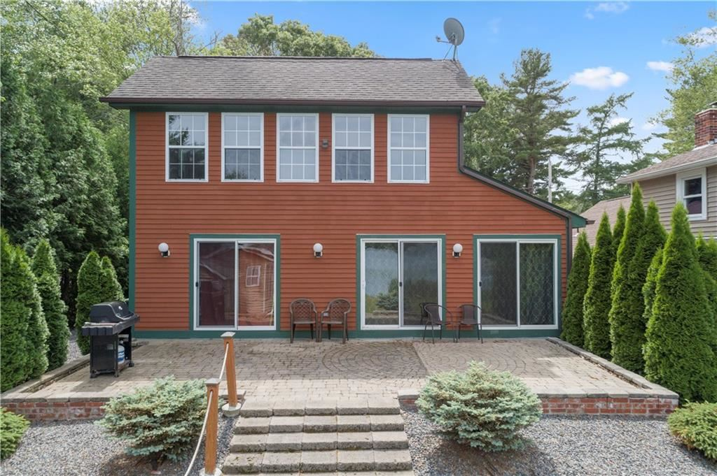 Photo of 10 West Shore, Parcels 10-14 Drive, Coventry, RI 02816 (MLS # 1283051)
