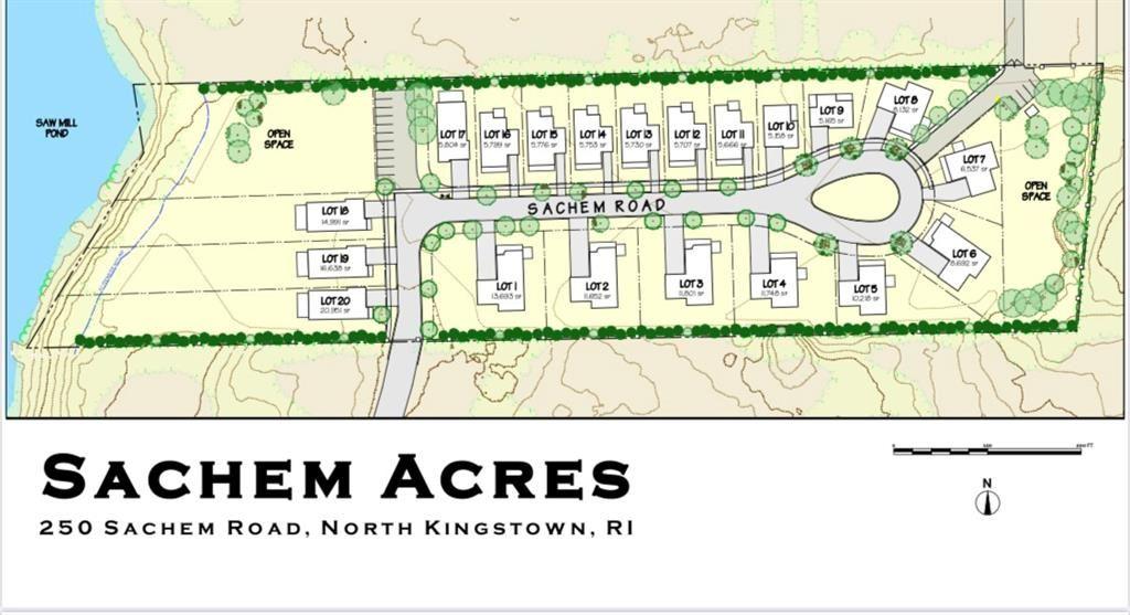 Photo of 250 Sachem Lot#5 Road, North Kingstown, RI 02852 (MLS # 1296088)